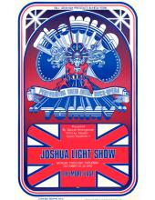The Who - Tommy - Fillmore East - Concert Poster