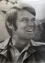 Glen Campbell - True Grit - 1969 Newsfoto Poster