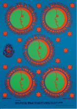 Country Joe & the Fish - Family Dog - FD 46 - 1967 Concert Postcard/Handbill