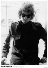 Bob Dylan - Savoy Hotel - Poster