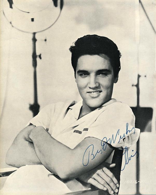 Vintage Elvis Presley 49