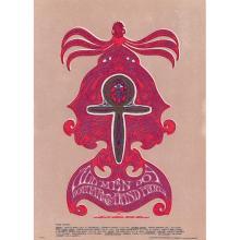 Allmen Joy - 1967 Family Dog Concert Handbill