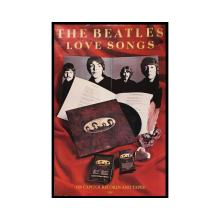 Beatles - Love Songs - 1977 Promotional Poster