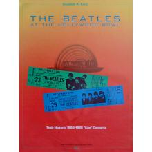 Beatles - Hollywood Bowl  - 1977 Promotional Poster