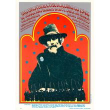 Big Brother and the Holding Company - 1967 Handbill