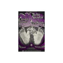 Buffalo Springfield - 1968 Fillmore Concert Handbill