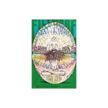 Creedence Clearwater Revival - 1968 Fillmore Handbill