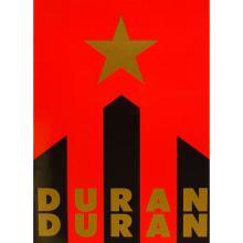 Duran Duran - Strange Behaviour Tour - 1987 Concert Program