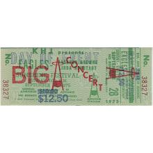 Eagles - Jackson Browne - Linda Ronstadt - 1993 Vintage Concert Ticket