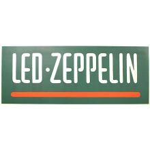 Led Zeppelin - Promotional Poster