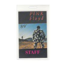 Pink Floyd - A Momentary Lapse of Reason Tour - Laminated Backstage Pass