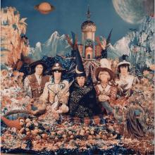 The Rolling Stones - Satanic Majesties Request - Ltd Edition Print