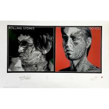 The Rolling Stones - Tattoo You - Ltd Edition Print