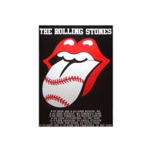 The Rolling Stones - Baseball - 2005 Concert Poster
