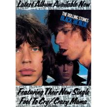 The Rolling Stones - Tour of Europe '76 - Program