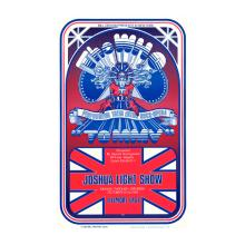 The Who - Tommy - 1969 Concert Poster