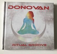 Donovan Ritual Groove CD Withdrawn Unreleased Sealed