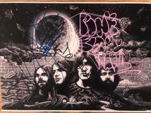 Pink Floyd Signed 10 x 8 Photograph Certified