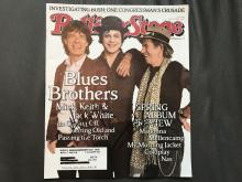Mick Jagger & Keith Richards Signed Rolling Stone Magazine Certified Rolling Stones