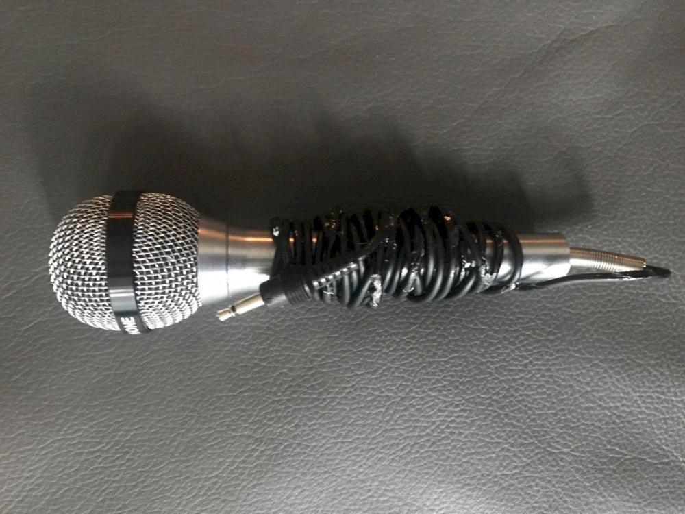 Jackson 5 Studio Microphone Certified