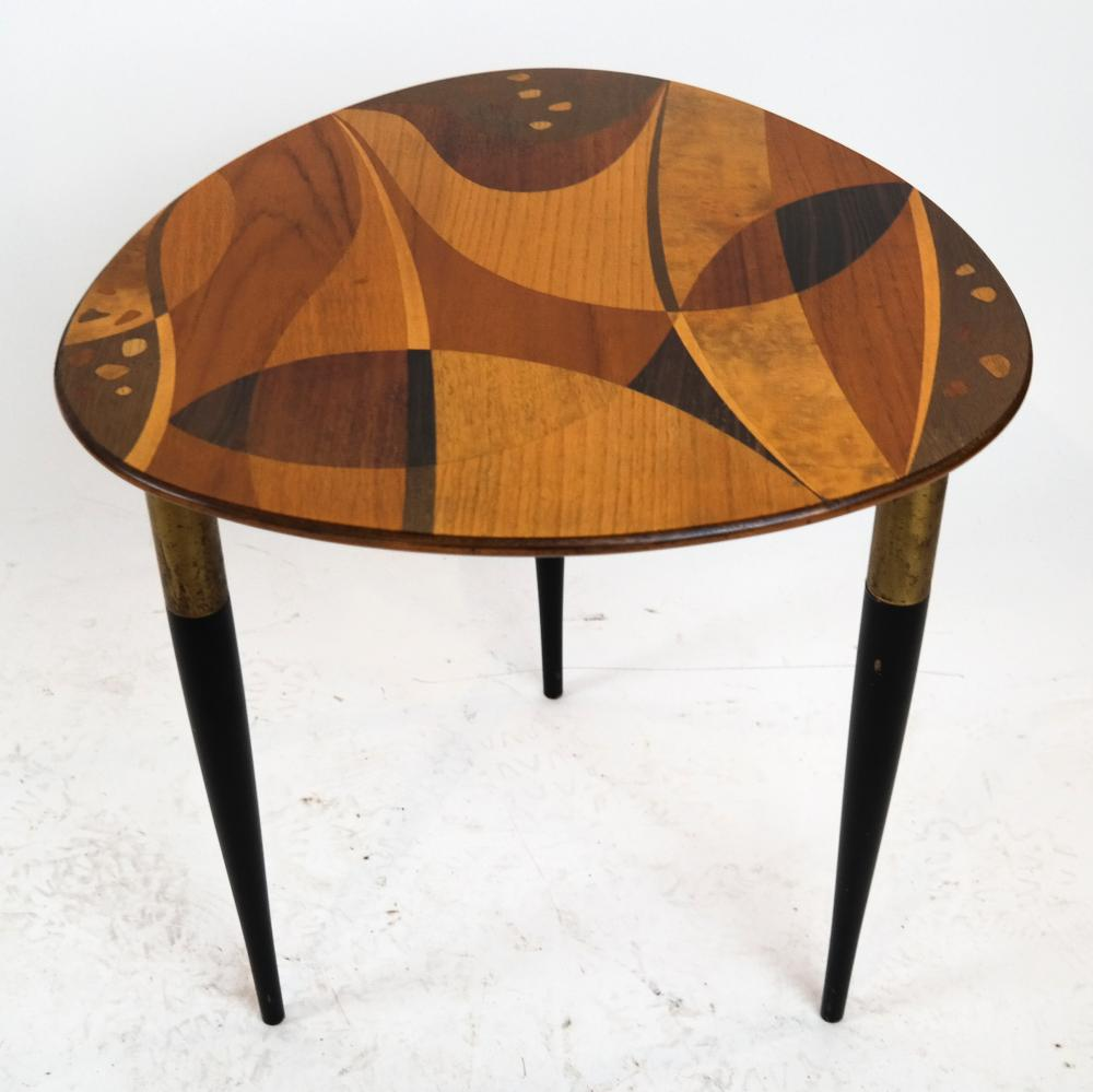 Sold Price Swedish Art Deco Style Table July 6 0119 10 00 Am Edt