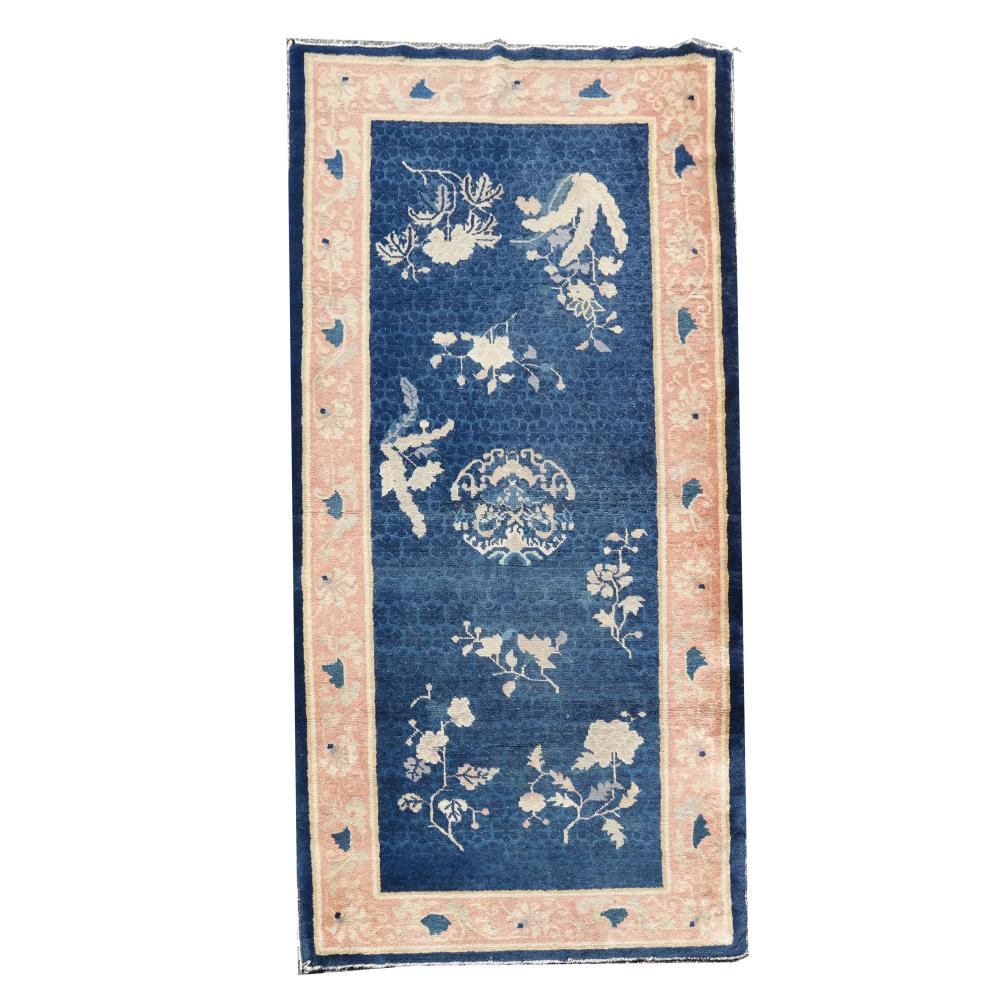 Early 20th C. Antique Chinese Carpet