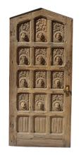16/17th Century Flemish Door