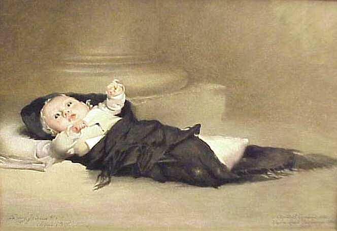Alfred Bryant Copeland (1840-1909 MA) Portrait