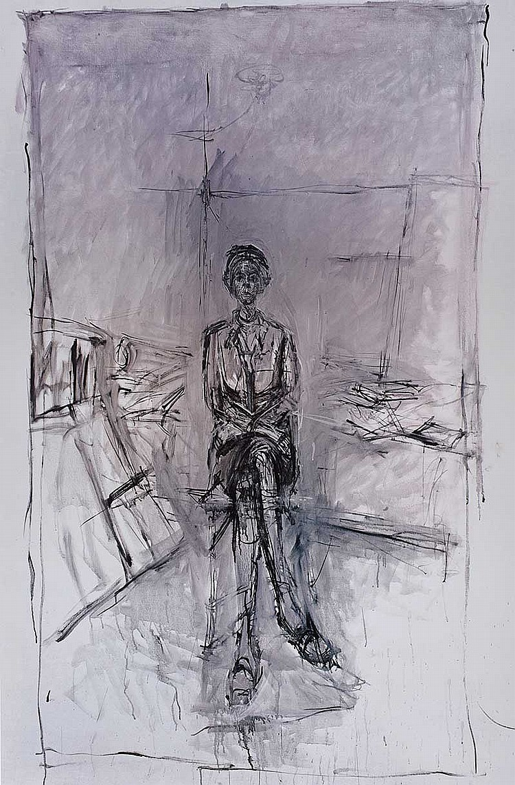 study of alberto giacometti Alberto giacometti (1945), as cited in: joel shatzky, ‎michael taub this study should take, i thought, two weeks and then i could realize my compositions.