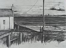 Doris Rohr - INDUSTRIAL LANDSCAPE, SANDSIDE BAY -