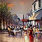 William Cunningham - COFFEE ON THE CHAMPS ELYSEES,
