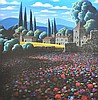 George Callaghan - SUMMER FLOWERS, FRANCE -, George  Callaghan, Click for value