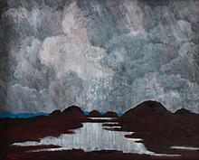 Stanley Vennard (20th Century) - BOGLAND, GALWAY,