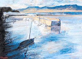 Stanley Vennard (20th Century) - ROUNDSTONE