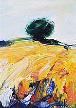 Martin Gallagher - TREE ON A HILL
