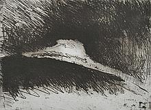 Doris Rohr - WEATHER DRAWINGS - Black & White