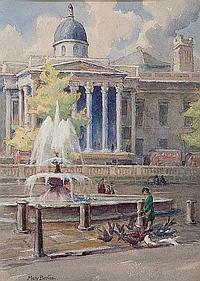 Mary Georgina Barton (1861-1949) - TRAFALGAR