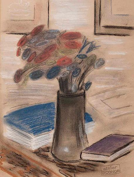 From The Studio of Roderic O'Connor - STILL LIFE,