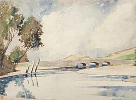 J. Stanley Prosser, RUA - BRIDGE REFLECTIONS -