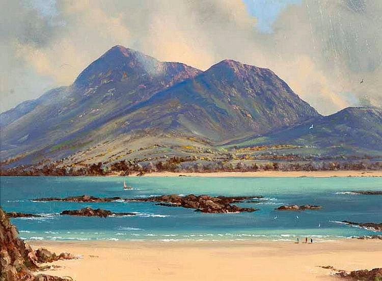 David Overend - CRAOGHPATRICK FROM LOUISBURGH -