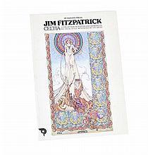 Jim Fitzpatrick - CELTIA - One Volume - - Unsigned