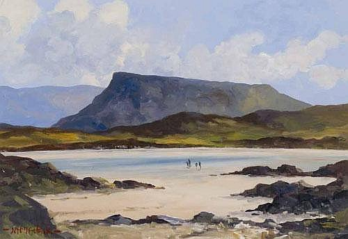 MUCKISH MOUNTAIN, DONEGAL