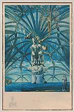 DALI Salvador, d'après Saint-Jacques de Compostelle