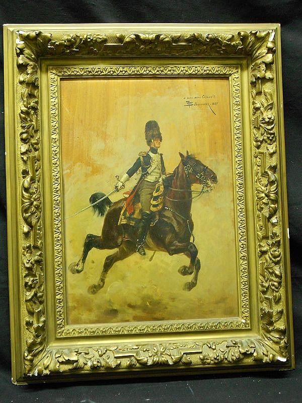 SCHOMMER FRANÇOIS, 1850 -1935