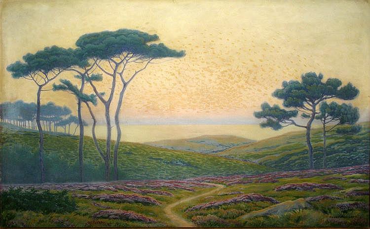 MORISSET ANDRÉ, 1876 -1954