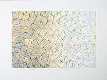 AIME Jean    Lihtographie signée et numérotée 1/80 - 54 x 71 cm