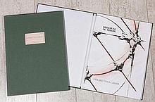 TITUS-CARMEL Gérard 1942-   DERRIERE LE MIROIR LUXE. Emboitage. Edition de tête numérotée 11/150 et signée par l'artiste.