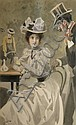 BAC FERDINAND, 1859 -1952, Ferdinand Bac, Click for value