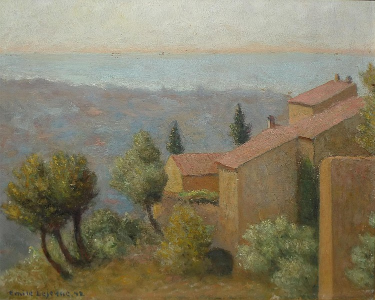LEJEUNE ÉMILE, 1885-1964