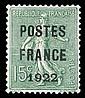 FRANCE PRÉO N°37 **